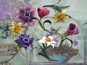 Акция на весенние цветы! Спешите!. Ярмарка Мастеров - ручная работа, handmade.