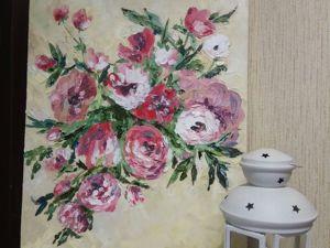 Как выбрать размер картины для интерьера. Ярмарка Мастеров - ручная работа, handmade.