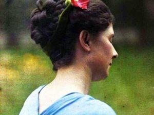 Портреты французенок 20-х годов....Интересные фото. Ярмарка Мастеров - ручная работа, handmade.