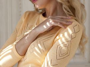 Видео-ролик, платье  «Ажурный орнамент». Ярмарка Мастеров - ручная работа, handmade.