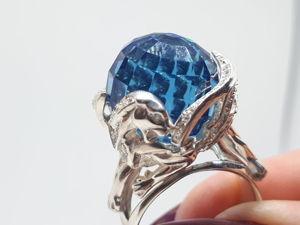 Видео кольца Пантеры. Ярмарка Мастеров - ручная работа, handmade.