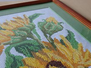 Делаем красивое оформление картины — паспарту. Ярмарка Мастеров - ручная работа, handmade.