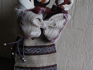 """Создаем куклу-мотанку """"Двойная прибыль"""". Часть 1. Ярмарка Мастеров - ручная работа, handmade."""