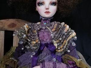 Скидки на всех готовых кукол в моем магазине. Ярмарка Мастеров - ручная работа, handmade.