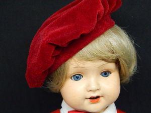 Антикварная кукла Armand Marseille? Sonnenberg?Антикварная кукла Armand Marseille? Sonnenberg?. Ярмарка Мастеров - ручная работа, handmade.