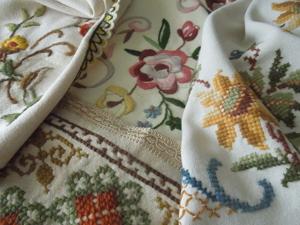 Скидки выходного дня — 40-70% на винтажный текстиль!. Ярмарка Мастеров - ручная работа, handmade.