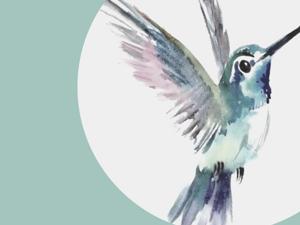 Символы: колибри. Ярмарка Мастеров - ручная работа, handmade.