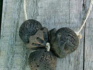 Обжигаем глиняные бусины в походных условиях. Ярмарка Мастеров - ручная работа, handmade.