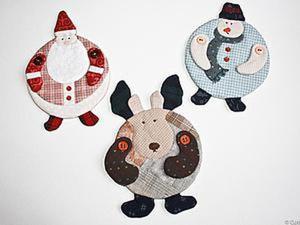 Мастер-класс: шьем снеговичка к Новому году. Ярмарка Мастеров - ручная работа, handmade.