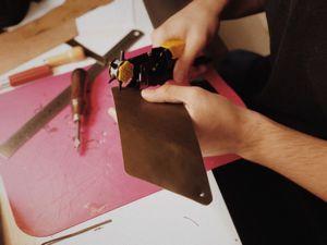 Мифы о том, как отличить натуральную кожу от подделки. Ярмарка Мастеров - ручная работа, handmade.