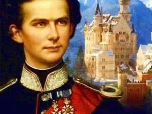 Людвиг Баварский. Самый красивый в мире король. Ярмарка Мастеров - ручная работа, handmade.