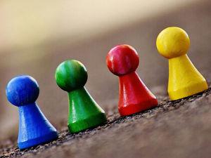 Тест: Какого цвета ваша личность?. Ярмарка Мастеров - ручная работа, handmade.