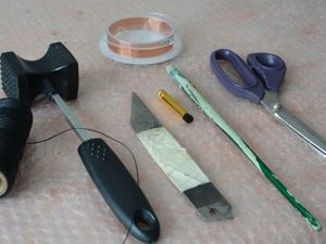 Как сделать кисточку для сапожного клея. Ярмарка Мастеров - ручная работа, handmade.