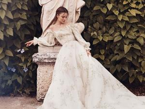 17 роскошных платьев, которые заставят мечтать о свадьбе: в Нью-Йорке завершилась Bridal Fashion Week. Ярмарка Мастеров - ручная работа, handmade.