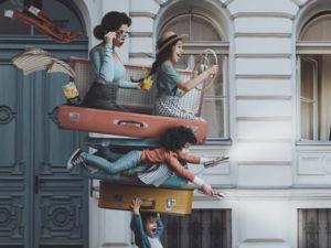 Ее дети летают на метле и выделывают опасные трюки. Как обычная мама из Калифорнии создает сказочные фото. Ярмарка Мастеров - ручная работа, handmade.