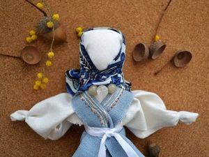 Интерьрная кукла. Ярмарка Мастеров - ручная работа, handmade.