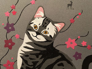 Матильда собственной кошачьей персоной. Ярмарка Мастеров - ручная работа, handmade.