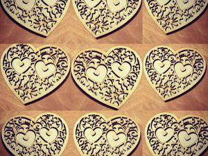 Подставки для колец из дерева на свадебную церемонию. Ярмарка Мастеров - ручная работа, handmade.