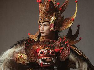 Этих мужчин обсуждает весь интернет: 38 участников в национальных костюмах на конкурсе Mister Global. Ярмарка Мастеров - ручная работа, handmade.