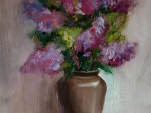 Сезон сирени, майский фиолетовый бум. Ярмарка Мастеров - ручная работа, handmade.