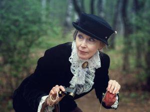 10 ярких образов смелой пенсионерки из Петербурга: зачем пожилая модель постоянно перевоплощается. Ярмарка Мастеров - ручная работа, handmade.