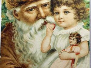 Елка  и  детские игрушки сто лет назад. Ярмарка Мастеров - ручная работа, handmade.
