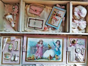 Большие секреты маленького чемоданчика. Ярмарка Мастеров - ручная работа, handmade.