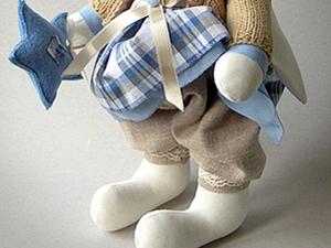 Как сшить зайку. Часть 2. Как пошить штанишки?. Ярмарка Мастеров - ручная работа, handmade.