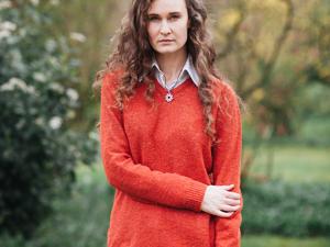 Три бобины пряжи Галанта! Распродажа! Пуловер оверсайз из Галанта!. Ярмарка Мастеров - ручная работа, handmade.