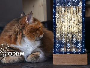 Создаем лампу-ночник. Ярмарка Мастеров - ручная работа, handmade.