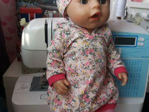 Одежда на кукол Беби Бон. Ярмарка Мастеров - ручная работа, handmade.