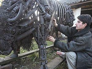 Белорусского железного зубра продали в Италию. Ярмарка Мастеров - ручная работа, handmade.