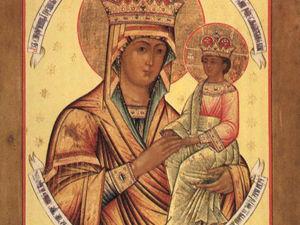 20 марта празднование иконы  «Споручница грешных». Ярмарка Мастеров - ручная работа, handmade.