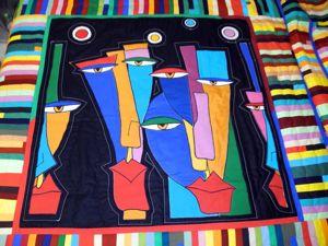 Совсем другой пэчворк. Ярмарка Мастеров - ручная работа, handmade.