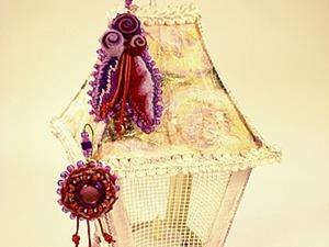 Создаем асимметричные серьги из фетра. Ярмарка Мастеров - ручная работа, handmade.