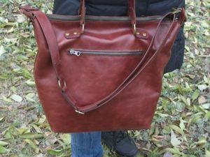 Акция  на пошив сумки и рюкзака вашей мечты!. Ярмарка Мастеров - ручная работа, handmade.