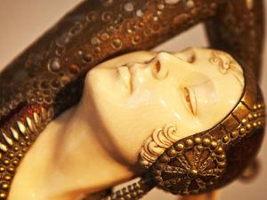 Душа Арт-Деко — изумительные скульптуры Деметра Чипаруса. Ярмарка Мастеров - ручная работа, handmade.