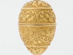 Шкатулка-яйцо. Ярмарка Мастеров - ручная работа, handmade.