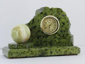 Осенние скидки на часы из натуральных камней!. Ярмарка Мастеров - ручная работа, handmade.