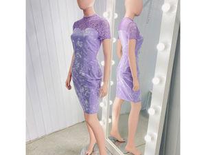 Аукцион на платье. Старт 1500 руб. Ярмарка Мастеров - ручная работа, handmade.