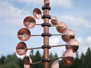 Ветряная скульптура  «Кобра». Ярмарка Мастеров - ручная работа, handmade.