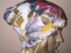Шьем шапку с секретом за 30 минут. Ярмарка Мастеров - ручная работа, handmade.