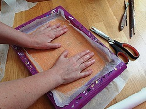 Как сделать палитру для акриловых красок. Ярмарка Мастеров - ручная работа, handmade.