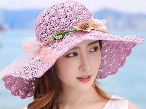 Очарование лета! Вязаные и соломенные шляпки. Ярмарка Мастеров - ручная работа, handmade.