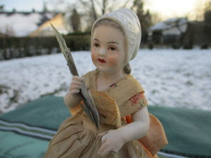 Угадайте, что скрывает куколка?. Ярмарка Мастеров - ручная работа, handmade.