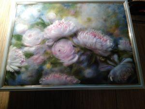 Woolen watercolor StaR. Ярмарка Мастеров - ручная работа, handmade.