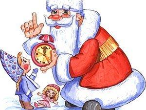 История происхождения Деда Мороза и Санта-Клауса