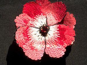Объемный цветок и Лотос моей ученицы Ксении Семировой. Ярмарка Мастеров - ручная работа, handmade.