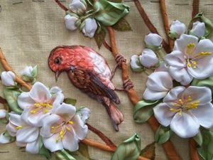 О птичках. Ярмарка Мастеров - ручная работа, handmade.