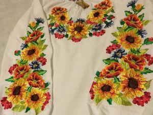 Эта блуза может стать Вашей. Ярмарка Мастеров - ручная работа, handmade.